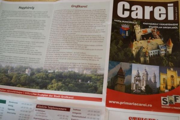 Primăria Carei acceptă ,,ştergerea,,  Monumentului Ostaşului Român de pe harta oraşului,ca obiectiv turistic