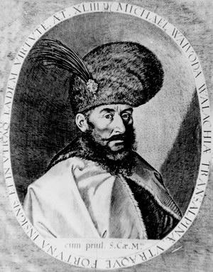 Mihai  Viteazul Întregitorul  trecea  prin  Carei  acum  414 ani