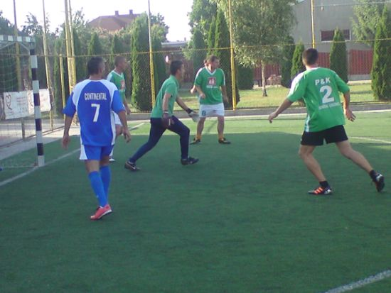 Minifotbal etapa a IX-a