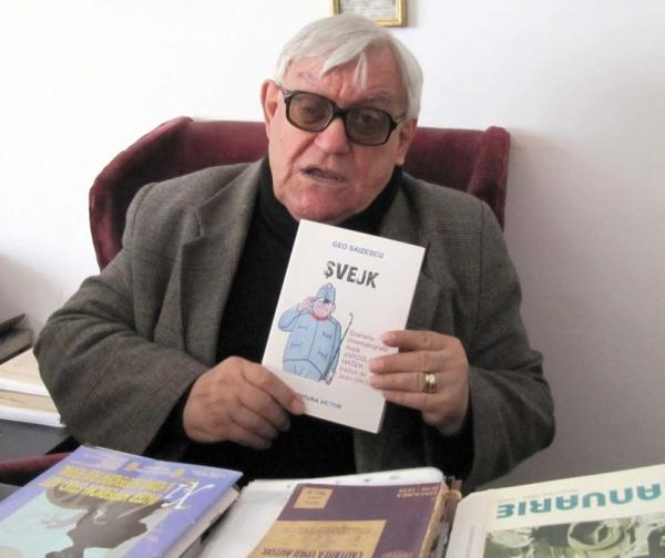 Ne-a părăsit Geo Saizescu!