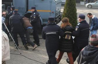 Victoria României: claxonatul interzis, cătuşe şi oase rupte!