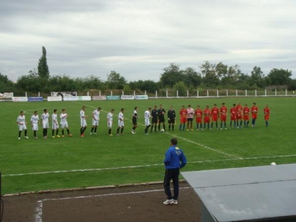 Fotbal:juniorii careieni de la Victoria debutează în Campionatul Republican