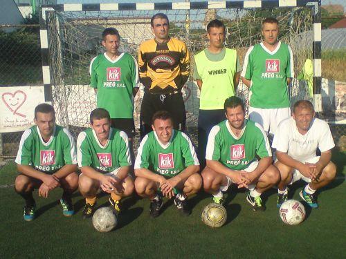 Minifotbal:etapa a IV-a