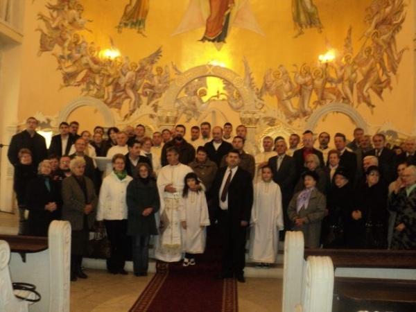 """""""Să fim Lumină pentru alţii"""" -concluzia de final a întâlnirii  AGRU de la Carei"""