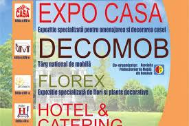 Târg de mobilă,decoraţiuni interioare şi plante de sezon la ExpoTransilvania