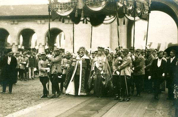 Încoronarea de la Alba Iulia – 15 octombrie 1922
