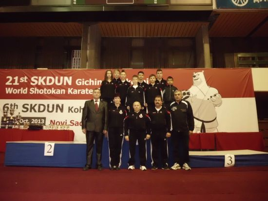 Campionatul Mondial de Karate Shotokan SKDUN