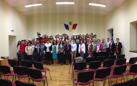 Activitate dedicată Zilei Armatei Române şi a Regelui Mihai I de România