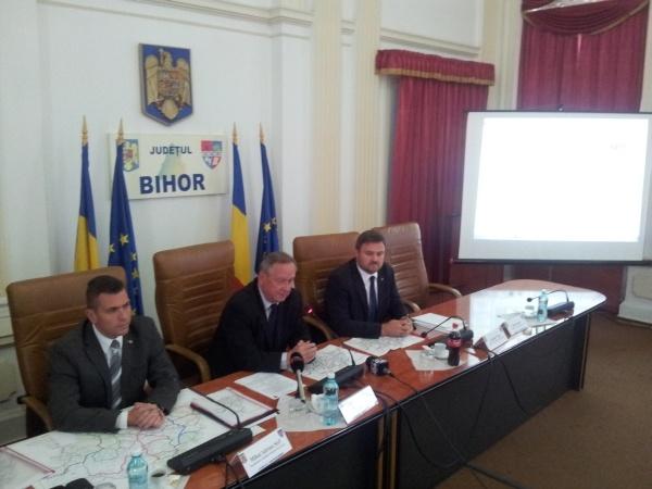 Proiecte de infrastructură  de peste 210 milioane de euro pentru judeţele din nord-vest