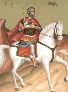 Sfântul Mina: Ziua în care hoţii nu fură