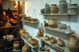 Ceramica de ieri şi de azi