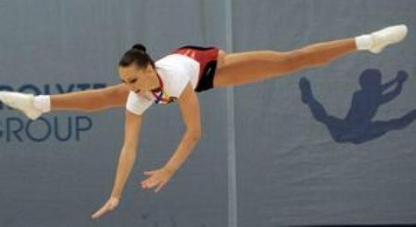 Gimnastică aerobică: România este campioană europeană