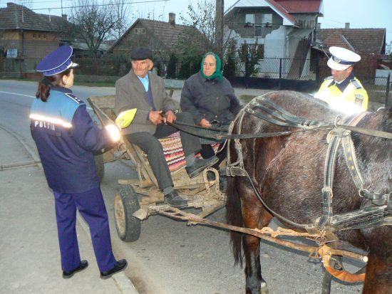 Acţiuni ale Poliţiei Tăşnad