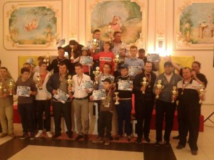 """Rally Sprint"" 2013. Gala campionilor!"