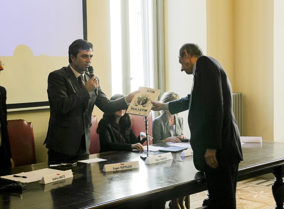 Forumul Economic România – Italia de la Torino
