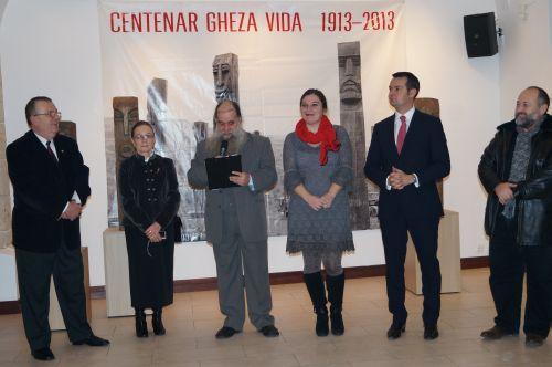 Ultima manifestare din cadrul anului Centenar Gheza Vida