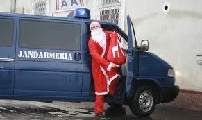 Peste 300 de jandarmi angrenaţi în asigurarea ordinii publice de sărbătorile Naşterii Domnului