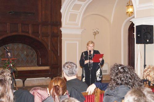 Alina Mocanu este preferată de către cadrele didactice de la Şcoala Vasile Lucaciu