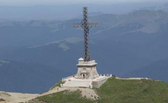 Crucea Caraiman, în Cartea Recordurilor