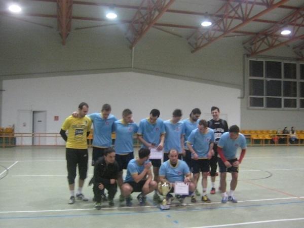 Cupa Futsal Carei rămâne la sătmărenii RoşAlbaştri