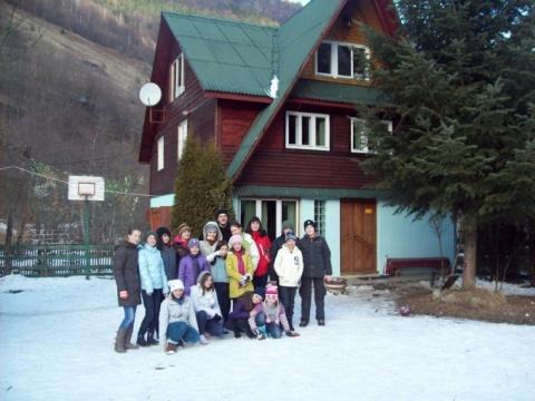 Tabără creştină de iarnă la Mărișel pentru copii și adolescenți