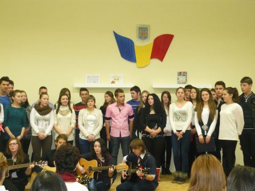 Mihai Eminescu omagiat la CN Dna Stanca