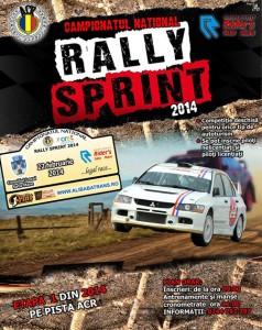"""Sâmbătă, începe prima etapă a """"Rally Sprint"""""""
