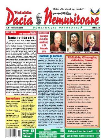 """""""Dacia Nemuritoare"""" a ajuns la a 6-a aparitie"""