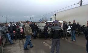 Urmările protestelor de la graniţele cu Ucraina