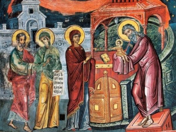 Creștinii sărbătoresc pe 2 februarie praznicul Întâmpinării Domnului