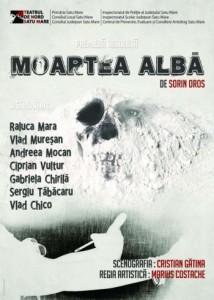 Premieră: MOARTEA ALBĂ de Sorin Oros