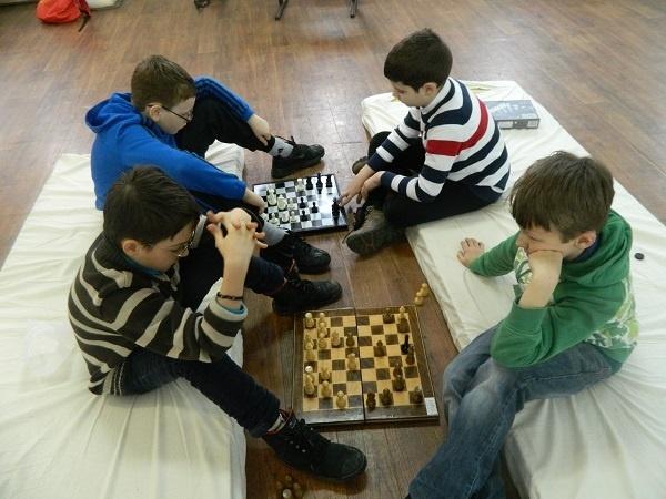 Olimpiada Şcolară la Şah,faza zonală Carei