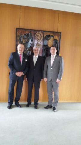 Consiliul Judeţean întăreşte legăturile cu Germania