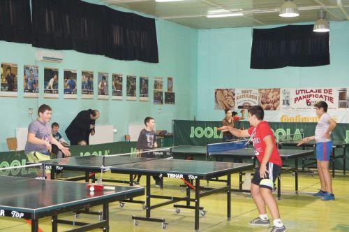 Olimpiada Naţională a Sportului Şcolar la tenis de masă –faza zonală Carei