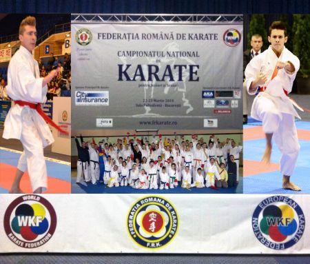 Karate: 3 medalii pentru careieni