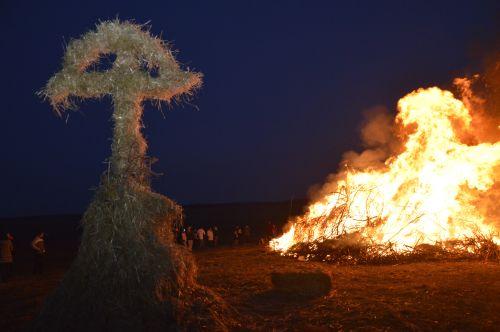 """Şvabii din Ardud au alungat iarna prin sărbătoarea """"Funka"""""""