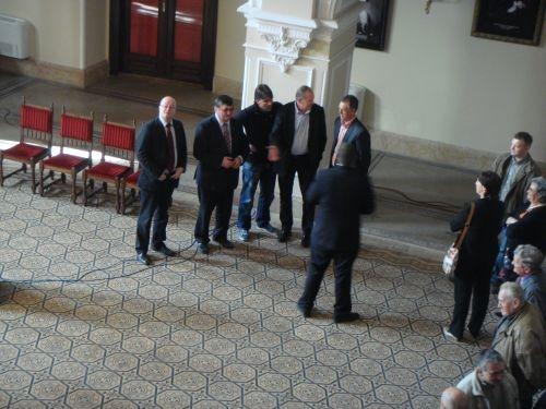 Poliţia asigură ordinea de 15 martie în judeţ