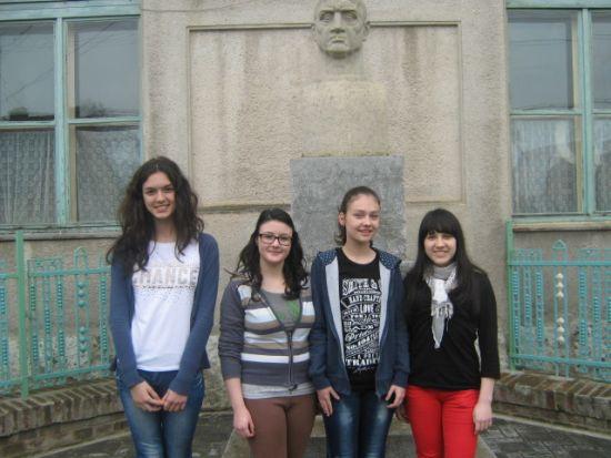 4 elevi de la Şcola Vasile Lucaciu calificaţi la faza naţională a concursurilor  şcolare