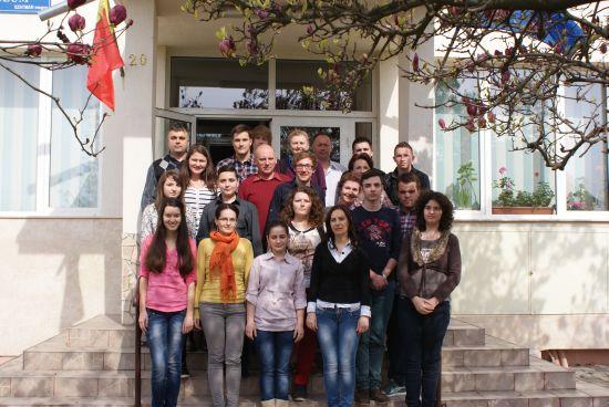Liceul Teoretic are 14 olimpici la fazele naţionale