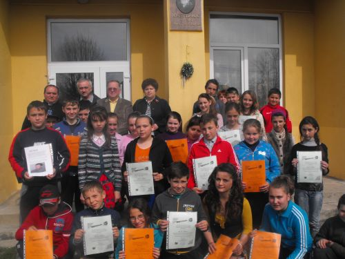 Comemorarea lui Iosif Țiproc – un îndemn la lectură pentru copiii din Dumbrava
