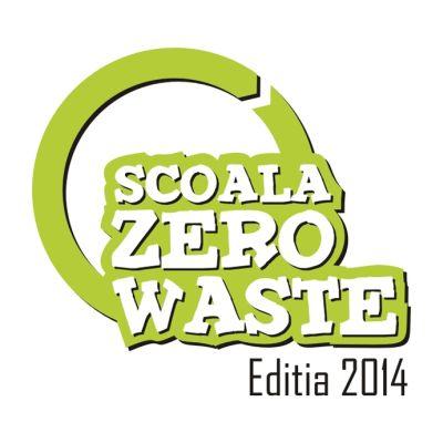 """Au început înscrierile pentru Concursul Național """"Școala Zero Waste"""" Ediția 2014"""