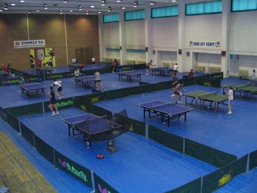 Tenis de masă: bronz pentru  echipa TAPO