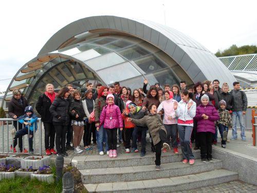 Excursie la Turda pentru participanţii la Balul Ecologic