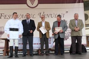 Rezultatele Concursului  Județean de Vinuri Nobile
