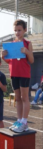 Careianul Vlad Turcu,campion naţional la 9 ani