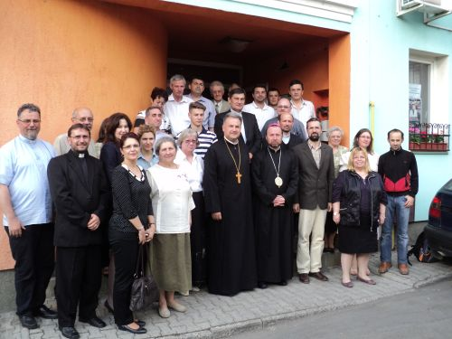 Întâlnire AGRU la Târgu-Mureș