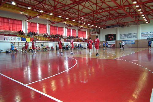 Handbal: CSM Satu Mare – CSM Oradea 29-30
