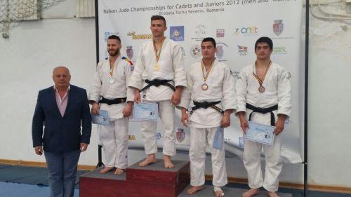 Performanţă istorică pentru judoka de la CSM Satu Mare la Cupa României de la Drobeta-Turnu Severin