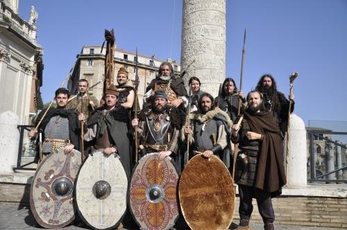 Prezenţe sătmărene la Natale di ROMA