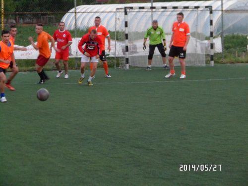 Minifotbal:etapa  a XI-a